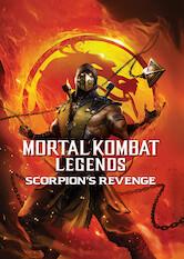 Search netflix Mortal Kombat Legends: Scorpion's Revenge